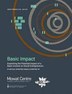 Basic Income and Social Entrepreneurship Report